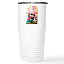 Easter Basket Travel Coffee Mug