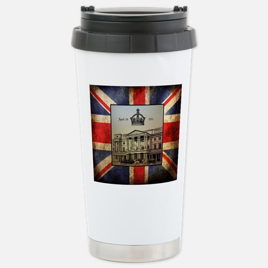 GB_UJ_BU_Crown_mousepad Stainless Steel Travel Mug