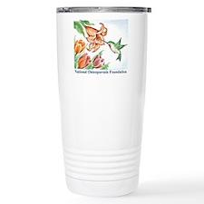 XL Humming Bird 2011 Travel Coffee Mug