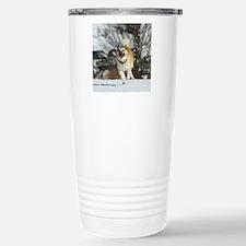 IcelandicSheepdog016 Travel Mug
