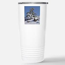 Winter Pine2 Travel Mug