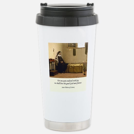 Contemplation5 Stainless Steel Travel Mug