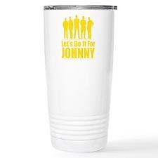 letsdoitforjohnnyyellow Travel Mug