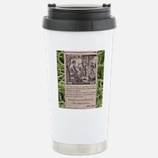Dorcas Woolen Yarn with Stainless Steel Travel Mug