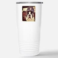 Boston Fan Stainless Steel Travel Mug