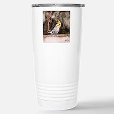 cockatiel-large Travel Mug