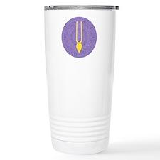 Tilak Purple Travel Mug