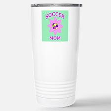 Soccer Mom Keepsake Box Travel Mug