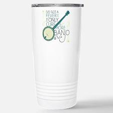 Banjo_White Travel Mug