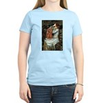 Ophelia & Ruby Cavalier Women's Light T-Shirt