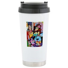 On the Corner Travel Coffee Mug