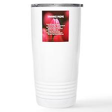 TM wprd Travel Mug