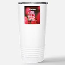 TM earnestly Travel Mug