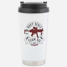 team six Stainless Steel Travel Mug
