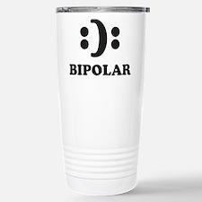 Bipolar Stainless Steel Travel Mug