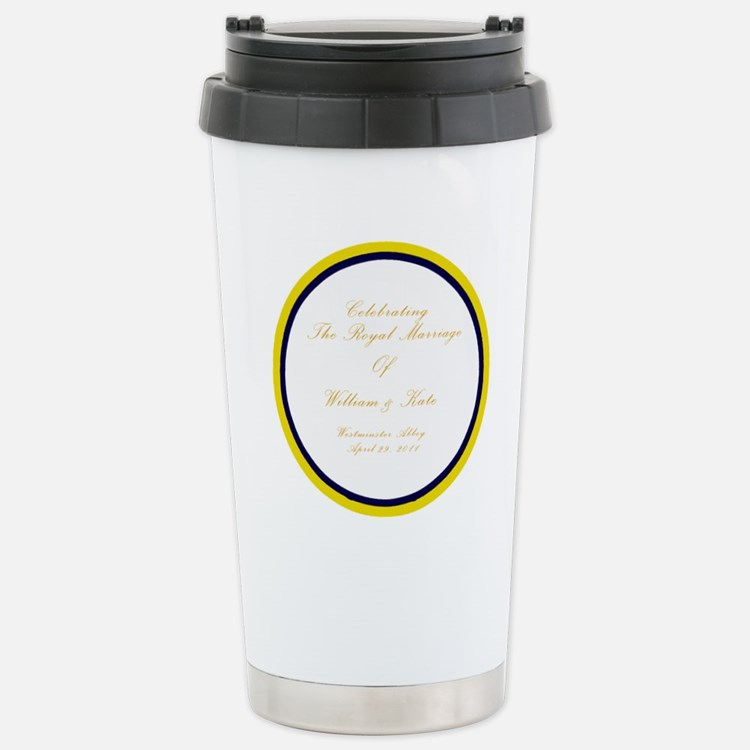 royal-plate2 Stainless Steel Travel Mug