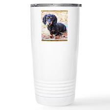 Puppy Love Doxie Travel Mug
