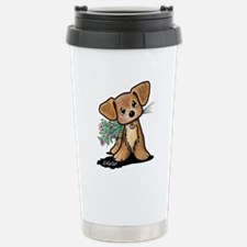 Spaniel Hound Puppy Travel Mug