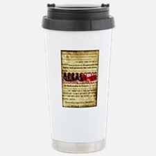 whywedidit2 Stainless Steel Travel Mug