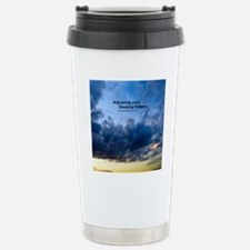 Adjusting your Sleeping Stainless Steel Travel Mug