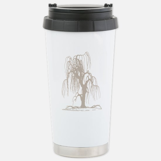 weepingwillowtree3 Stainless Steel Travel Mug
