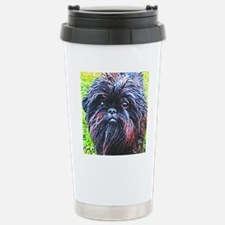 Affenpinscher Stainless Steel Travel Mug