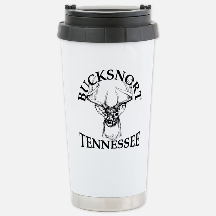20110518 - BucksnortTN Stainless Steel Travel Mug