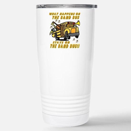bandbus2000wh Stainless Steel Travel Mug