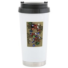 Dice and Dungeon Map Travel Mug