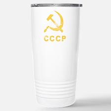 cccp Stainless Steel Travel Mug