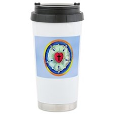 Luther Seal 3 License P Travel Coffee Mug