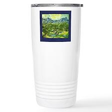 Van Gogh olive trees Travel Mug