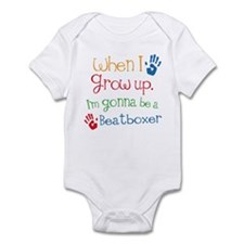 Beatboxer Grow Up Infant Bodysuit