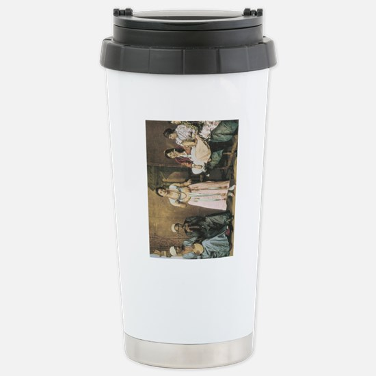 EgyptianDancer_FelixBon Stainless Steel Travel Mug