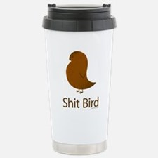 ShitBird Travel Mug