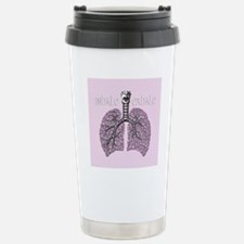 violetlungs2 Stainless Steel Travel Mug