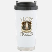 guineadraw Stainless Steel Travel Mug