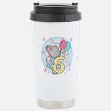 MOUSE6THBDAY Stainless Steel Travel Mug