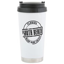 South Beach Title W Travel Mug