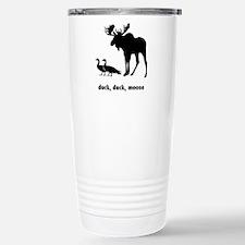 FIN-duck-duck-moose-200 Travel Mug