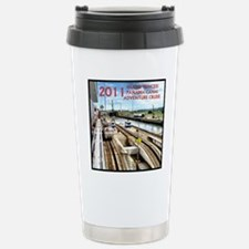 Panama Canal - rect. ph Stainless Steel Travel Mug