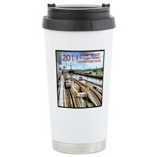 Panama Canal - rect. ph Travel Mug