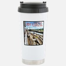 Panama Canal - rect. ph Travel Mug