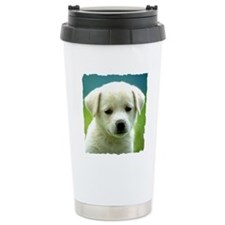 golden puppy blgr shirt Travel Mug