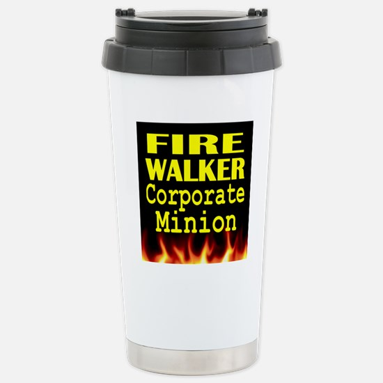 Fire Walker Corporate M Stainless Steel Travel Mug