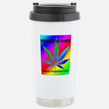MN NORML Repeal Travel Mug