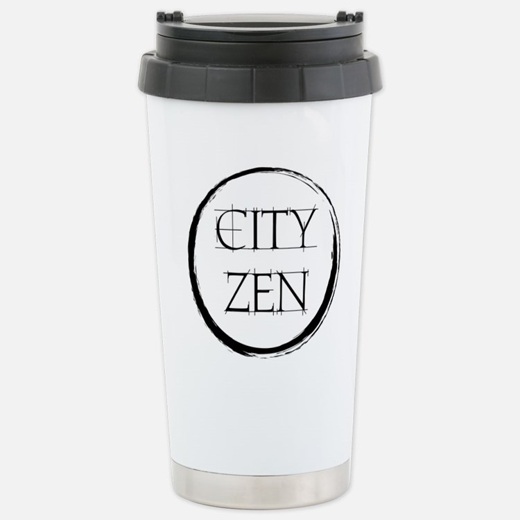 City Zen Travel Mug