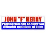 Jphn Kerry: Master of