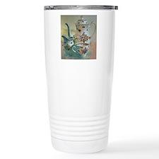 Vintage China Tea Travel Coffee Mug