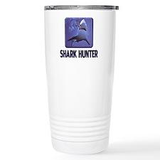 sharkhunter01 Thermos Mug